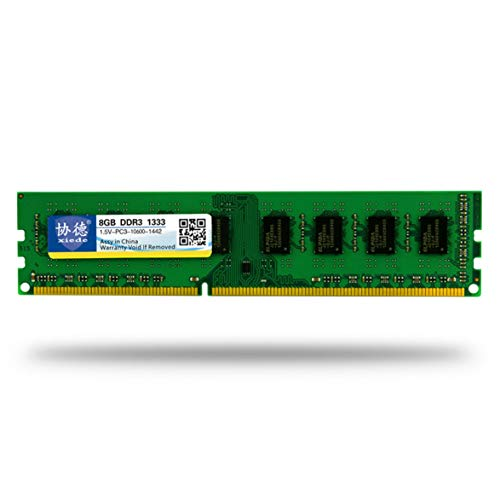 Sylvialuca DDR3 1333 2G / 4G / 8G Desktop-PC-Speichermodul PC3-10600 AMD Speziell