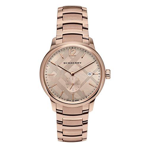 Burberry Reloj, La Redonda Clásica Reloj bu10013