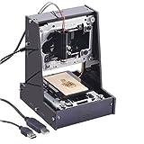 300MW-4 USB Mini Desktop DIY CNC Laser Gravierer Engraver Gravur Gravieren Schnitzen Schneiden Maschine Graviermaschine Drucker Laserdrucker