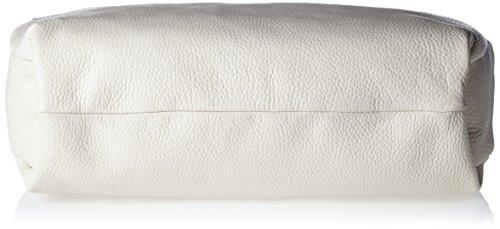 Mandarina Duck - Mellow Leather Tracolla, Borsa a tracolla Donna Elfenbein (Turtledove)