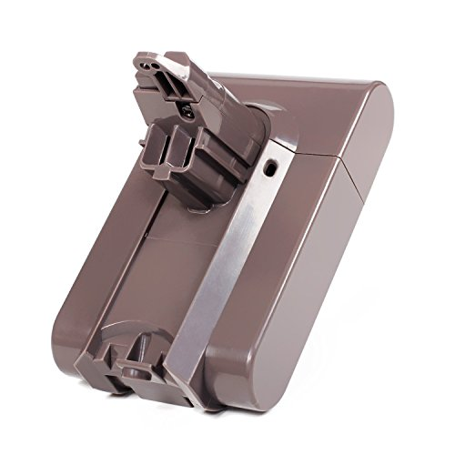 LENOGE 21,6V 3000mAh Li-ION Batterie Dyson V6 pour Dyson DC58 Dyson DC59 Dyson V6 Dyson DC61 Dyson DC62 Animal Dyson DC72 Series 204720-01 209432-01 209472-01 209476-01 209560-01 210691-01 210692-01