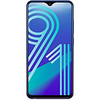 Vivo Y91 1816 (Starry Black, 2GB RAM, 32GB Storage) with No