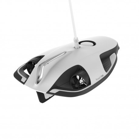 PowerVision PowerRay Explorer Drone sous-Marin 12.4 mpix Blanc