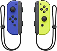 Nintendo Joy-Con Blue/Neon Yellow (Nintendo Switch)