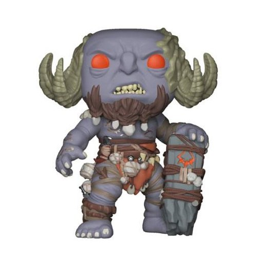 Funko Pop! - God of War Fire Troll Figura de Vinilo, (21683)