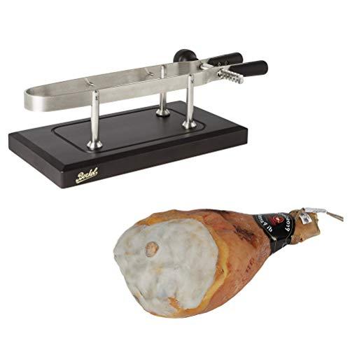 Berkel - Schinkenhalter Prosciutto italiano + CANTALUPPI - Parmaschinken mit Knochen