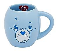 Care Bears Grumpy Bear 18 oz Oval Ceramic Mug from Vandor