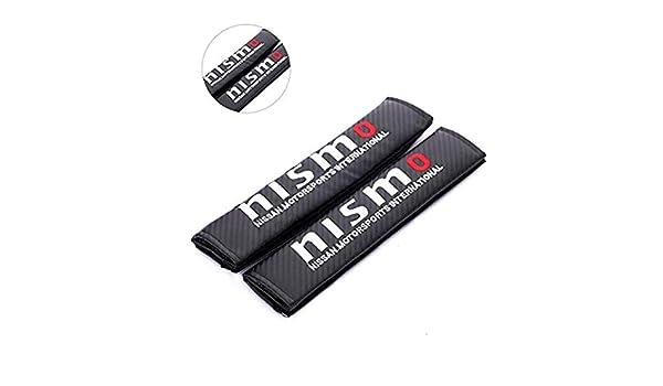 Racepace Racing Style Nismo Seat Belt Protector Pads.