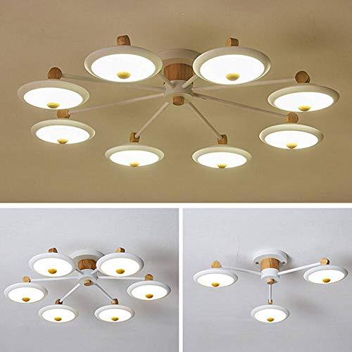 LNN Led - deckenlampen Schlichte und Moderne Wohnzimmer, Schlafzimmer, Wohnzimmer, Lampe Licht der nordischen Macaron deckenleuchte
