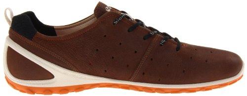 Ecco ECCO BIOM LITE 802004, Sneaker uomo Marrone(Camel/Black 52877)
