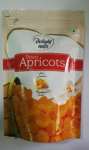 Delight Nuts Dried Apricot, 200g