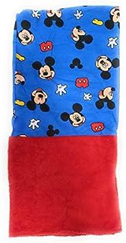 Braga de Cuello Mickey Mouse para Niños - Bufanda Disney Mickey Mouse Tubular de Coralina