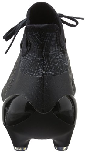 adidas X 16.1 FG, Chaussures de Football Compétition Homme, Mehrfarbig Noir (Core Black/core Black/dark Grey)