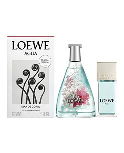 LOEWE AGUA MAR DE CORAL EDT 150 ML + 30 ML