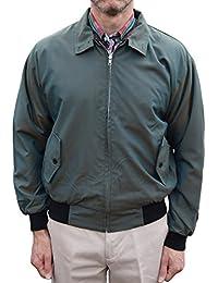 Relco Green Tonic Harrington Sizes S-XXL Available