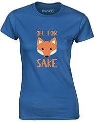 Brand88 - For Fox Sake, Gedruckt Frauen T-Shirt