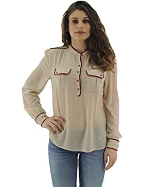 Manila Grace - Camisas - Manga larga - para mujer