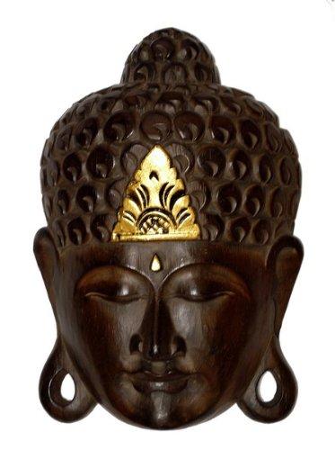 Edle Buddha Maske Feng Shui Afrika Maske13