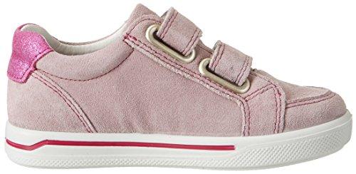 Ricosta Payas, chaussons d'intérieur fille Pink (viola/Pop)