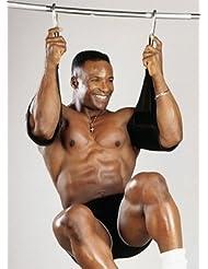RDX Sangles Abdominaux Abdo De Traction Abdominale Strap D'entraînement Sling Musculation Gym Exercise