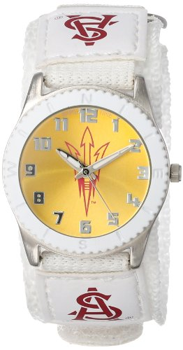 game-time-unisex-col-row-asu-rookie-white-watch-arizona-state