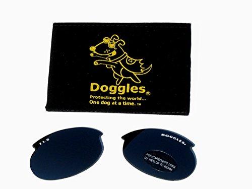 Artikelbild: Doggles ILS Brillengläser GETÖNT Hundebrille Gr. L