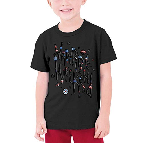 Freie Welt Jungen Lustiges Vampire Weekend Kurzarm T-Shirt