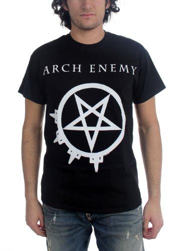 Arch Enemy -  T-shirt - Uomo Black Medium