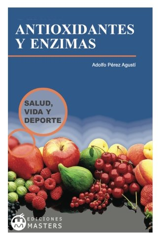 Portada del libro Antioxidantes y enzimas