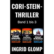 Cori-Stein-Thriller: Band 1 bis 3