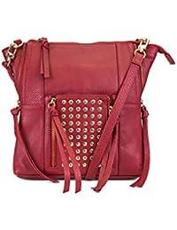 Kooba Handbags Women s Eve Studded Leather Crossbody Cross Body cccd8260d23b5