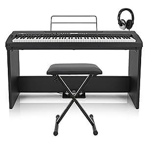 Piano de Scène SDP-4 + Pack Complet par Gear4Music