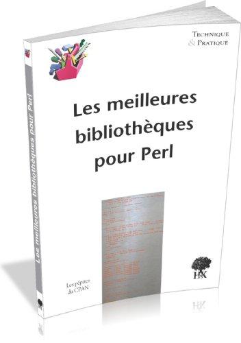 Les meilleures bibliothques pour Perl