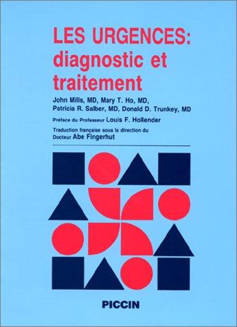 Les Urgences : Diagnostic et traitement