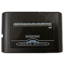 5 Generation Version Cartridge MegaDrive for Sega Genesis Console