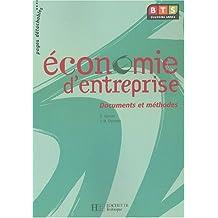 Economie d'entreprise, BTS 2e année : Livre de l'élève