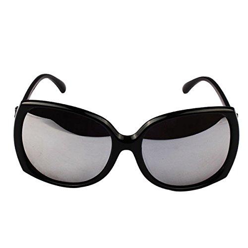 ASDYO Neue Frauen Europäische Und Amerikanische Mode-Sonnenbrille Blumen Farbe Optional,F