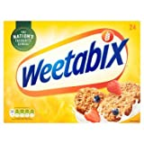 #10: Weetabix Cereal 24 biscuits