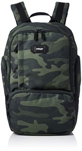 Oakley Street Organizing Backpack- Core Camo