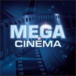 Coffret 4 CD : Mega Cinéma