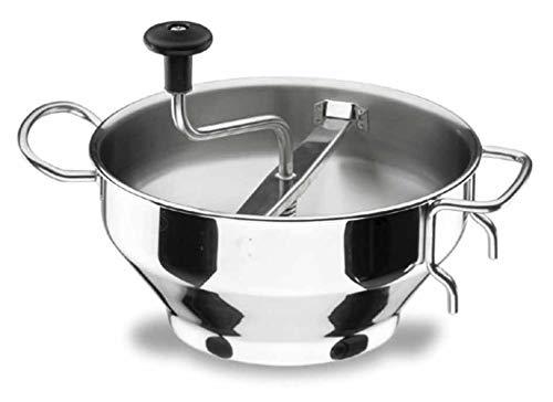 LACOR 60031- Passaverdura 32 Chef, Inox