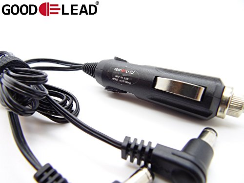 good-lead-12v-g7189-dick-smith-g7189-philips-twin-screen-dvd-player-car-charger-adapter