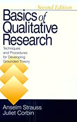 Basics of Qualitative Research. Techniques and Procedures for Developing Grounded Theory