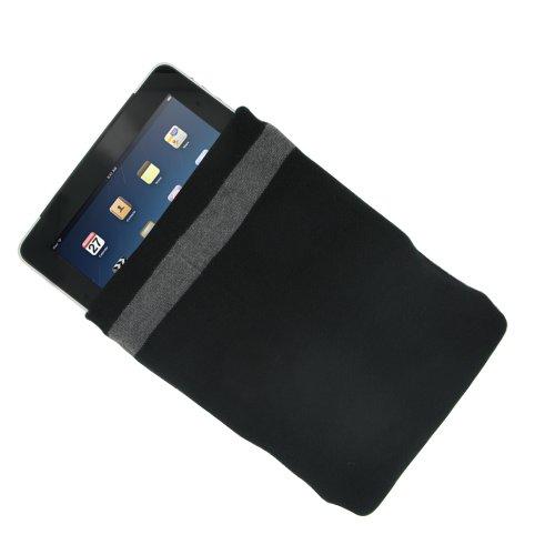 Pro-Tec Xpression iPad / iPad 2 gestrickte Schutzsocke mit Grauem Streifen