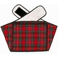 Hotties Soothing Backwrap Microwaveable Heat Wrap For The Relief Of Lower Back Pain - Red Tartan preisvergleich bei billige-tabletten.eu