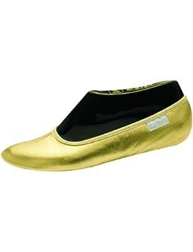 Scarpe da ginnastica scarpe Sexton Ventre Danza orientale-Schuhe, oro