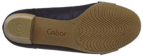 Gabor Gabor Comfort, Coupe fermées femme Blau (pazifik (natur))