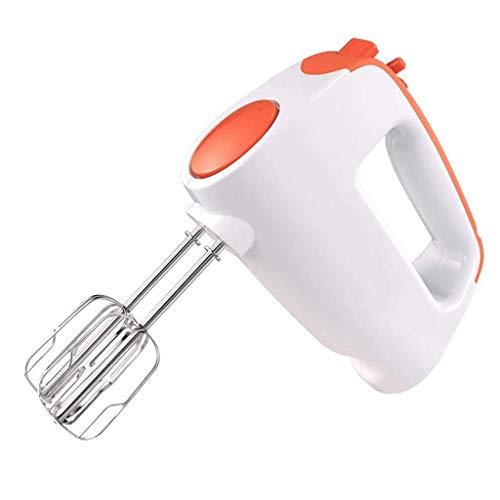 SCRFF Hand Mixer Frullino Elettrico con allegati in Acciaio Inossidabile, e Il Pulsante Turbo, comprende;Battitori, Pasta Ganci e Balloon Frusta
