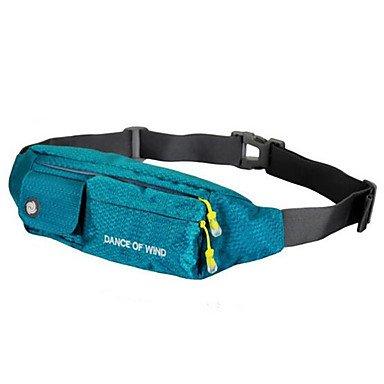 SUNNY KEY-Wanderrucksäcke@<10 L vorne Rucksack Tragetasche Hu00fcfttaschen Handy-Tasche Gu00fcrteltasche Brusttasche Umhu00e4ngetaschenRennen Bergradfahren Freizeit-Radfahren Blue