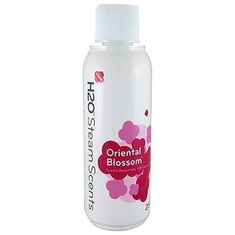 Thane H2O X5 Steam Mop Cleaner Scents Fragrances Aroma Fresh Air Carpet Floor Odour Remover Neutraliser 250ml (Oriental Blossom)